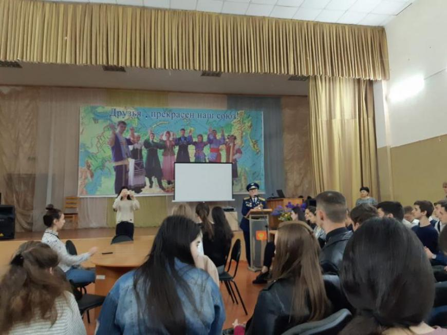 В Моздоке состоялось заседание круглого стола на тему молодежного парламентаризма