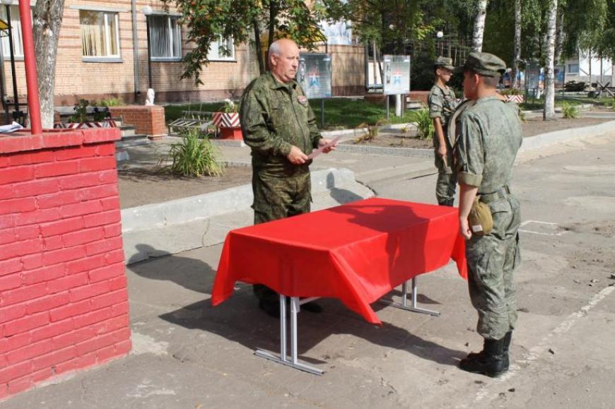 призналась поздравление главы воинской части сообщается, свадьба